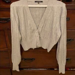 Sweaters - Vici dolls cropped cardigan